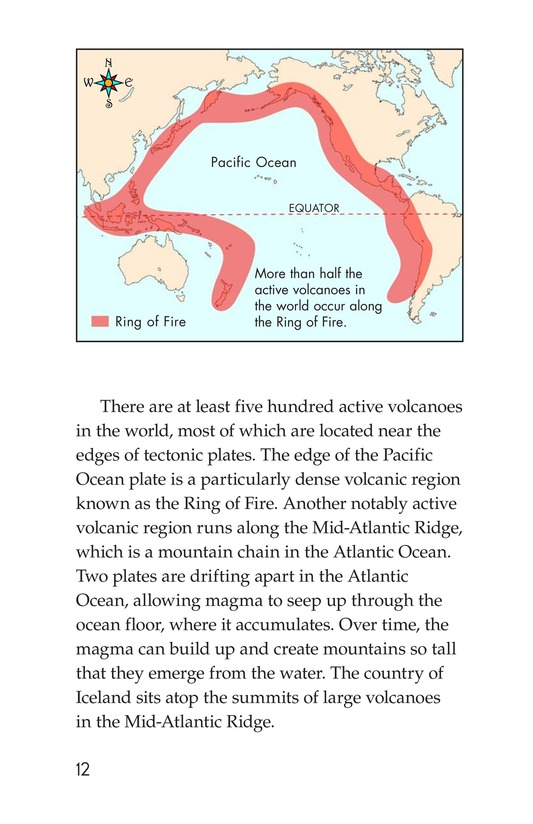 Book Preview For Volcanoes Page 12