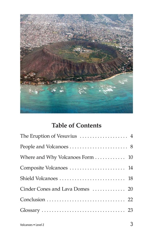 Book Preview For Volcanoes Page 3