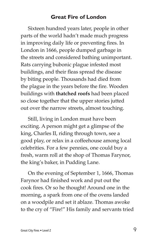 Book Preview For Great City Fires Page 9