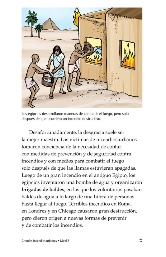 Book Preview For Great City Fires Page 5