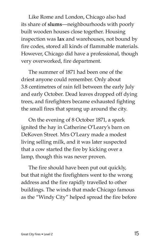 Book Preview For Great City Fires Page 15