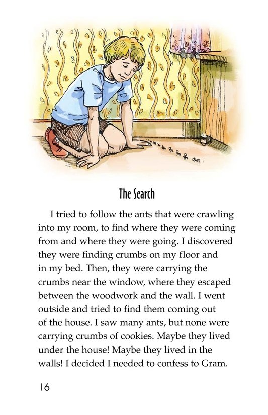 Book Preview For Ants in My Bed Page 16