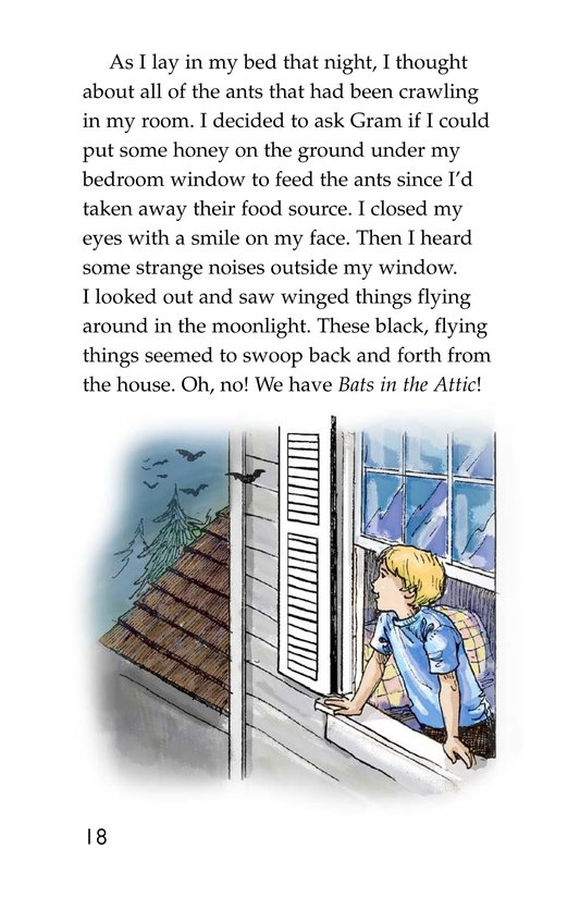 Book Preview For Ants in My Bed Page 18