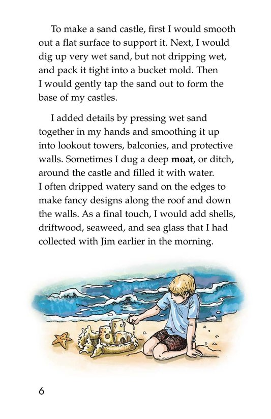 Book Preview For Ants in My Bed Page 6