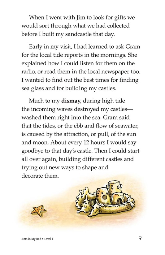 Book Preview For Ants in My Bed Page 9