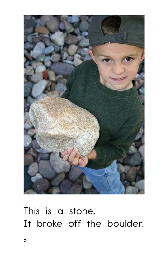 Book Preview For Rocks Page 6