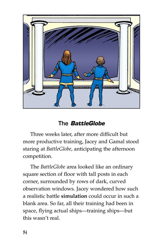 Book Preview For Jacey Nova: Starship Pilot Page 14