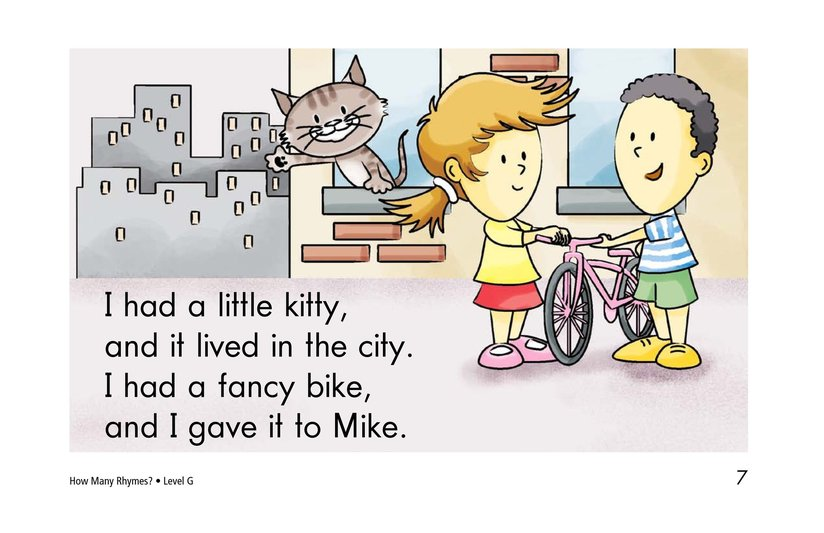 Book Preview For How Many Rhymes? Page 7