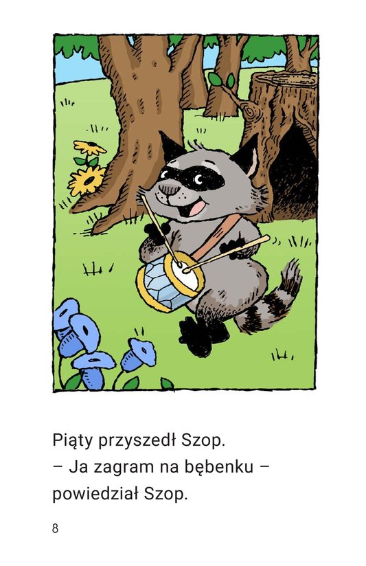 Book Preview For The Woodsy Band Jam Page 8