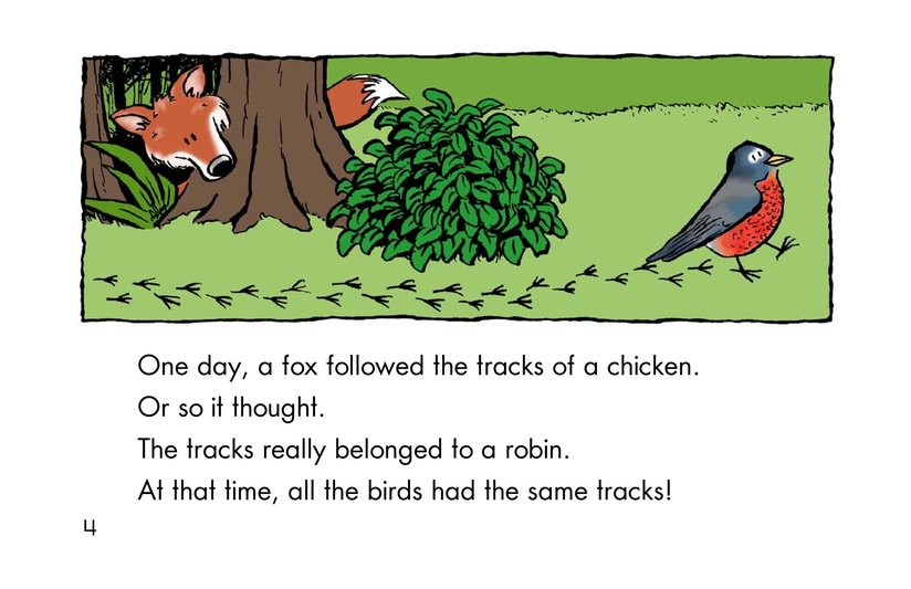 Book Preview For Why Robins Hop Page 4