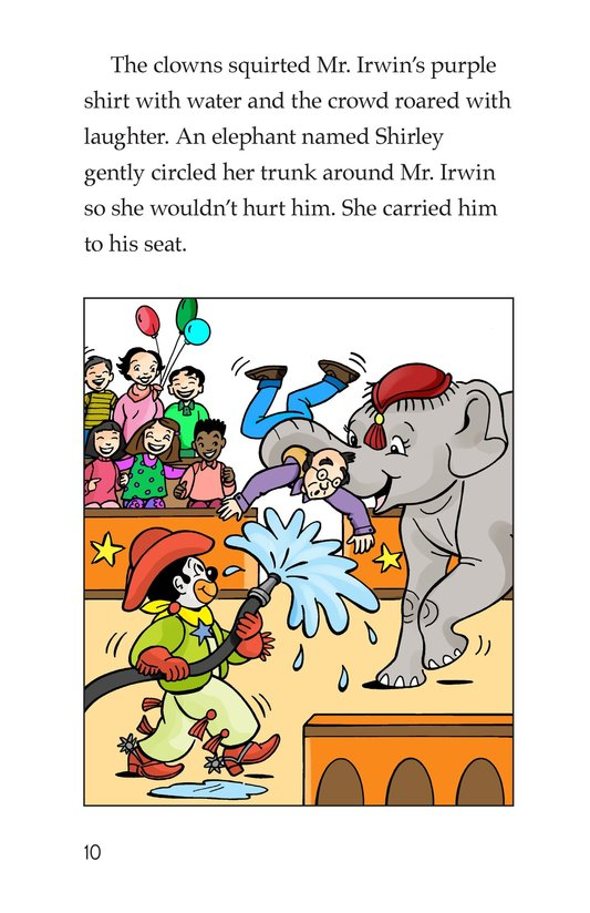 Book Preview For Mr. Irwin's Field Trips Page 10