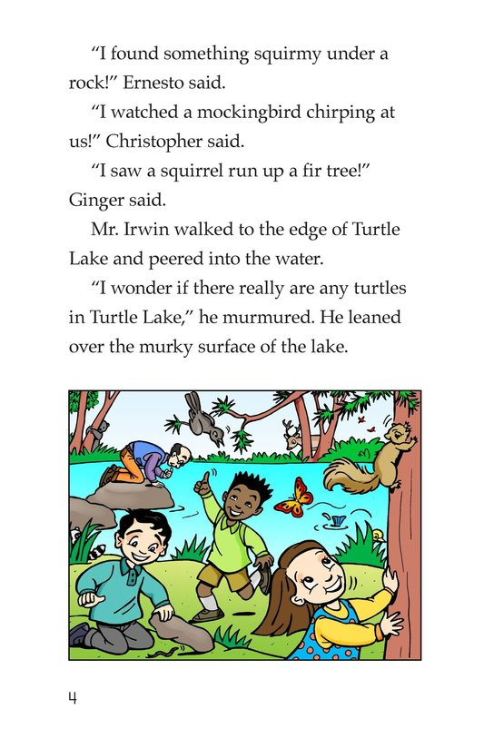 Book Preview For Mr. Irwin's Field Trips Page 4