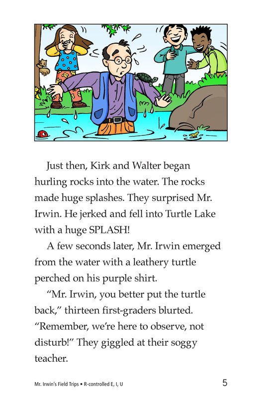Book Preview For Mr. Irwin's Field Trips Page 5