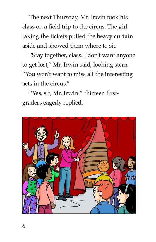 Book Preview For Mr. Irwin's Field Trips Page 6