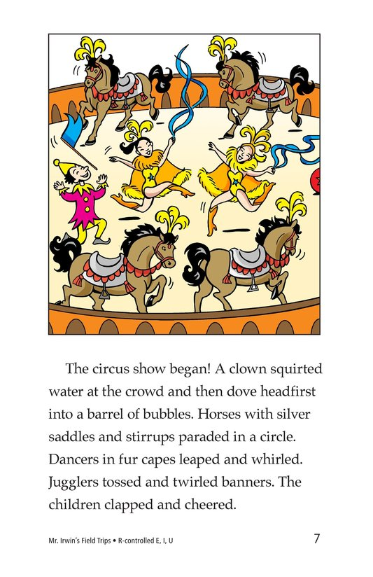 Book Preview For Mr. Irwin's Field Trips Page 7