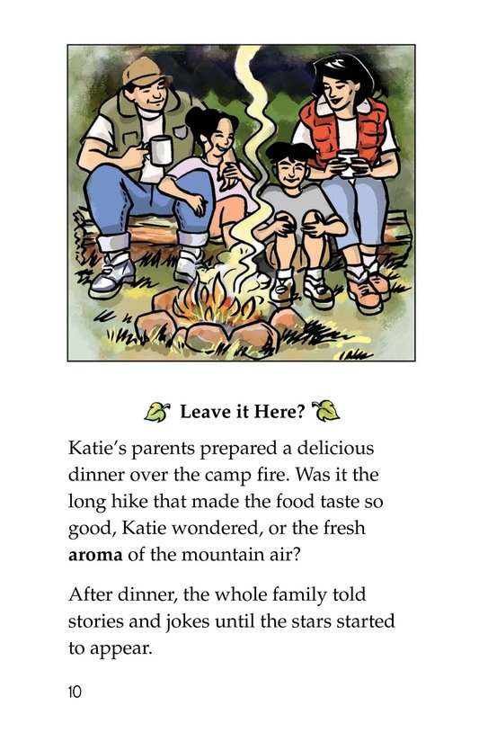 Book Preview For Katie's Forest Finds Page 10