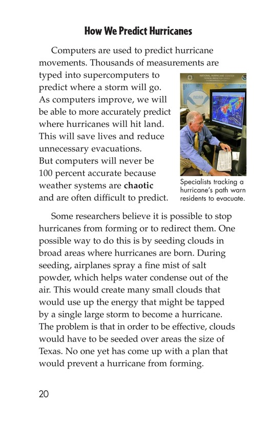 Book Preview For Hurricanes Page 20