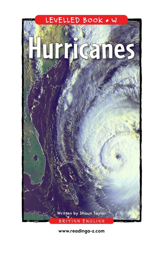 Book Preview For Hurricanes Page 1