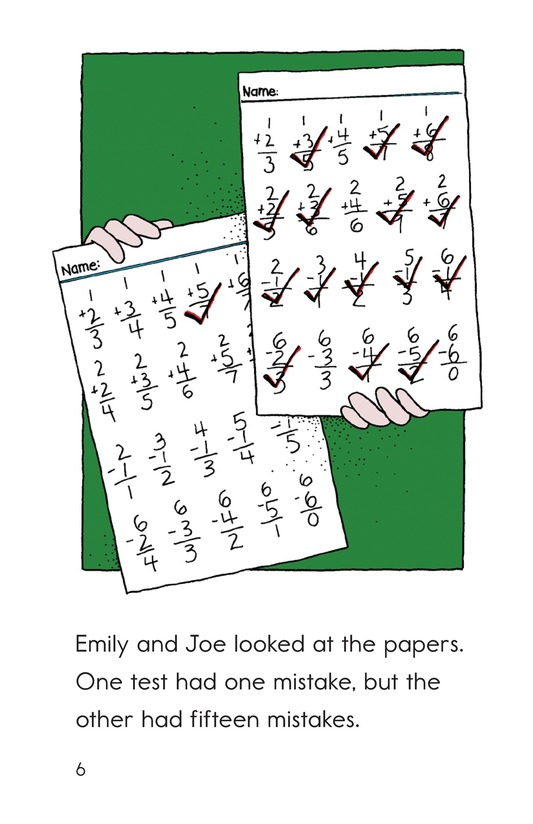 Book Preview For Math Test Mix-Up Page 6