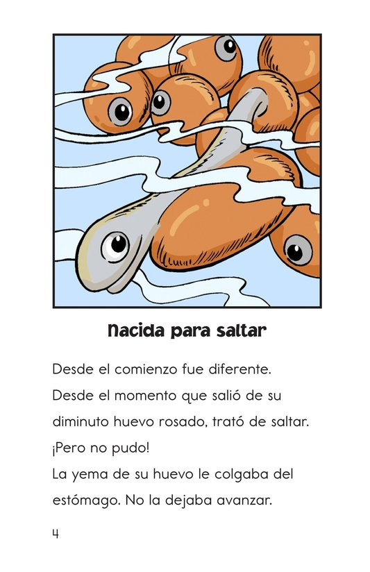 Book Preview For Leap! A Salmon's Story Page 4