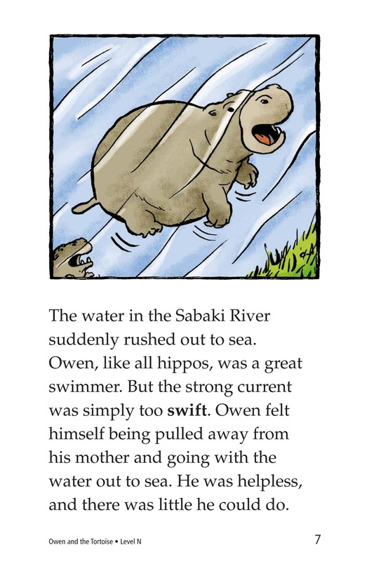 Book Preview For Owen and the Tortoise Page 7