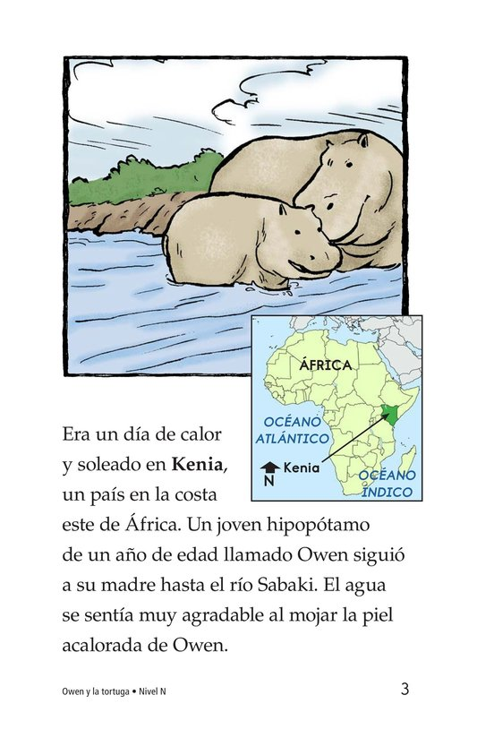 Book Preview For Owen and the Tortoise Page 3