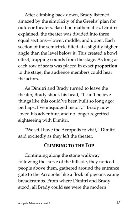 Book Preview For Acropolis Adventure Page 17