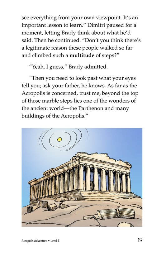 Book Preview For Acropolis Adventure Page 19