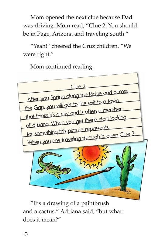 Book Preview For Adventures with Abuela Page 10