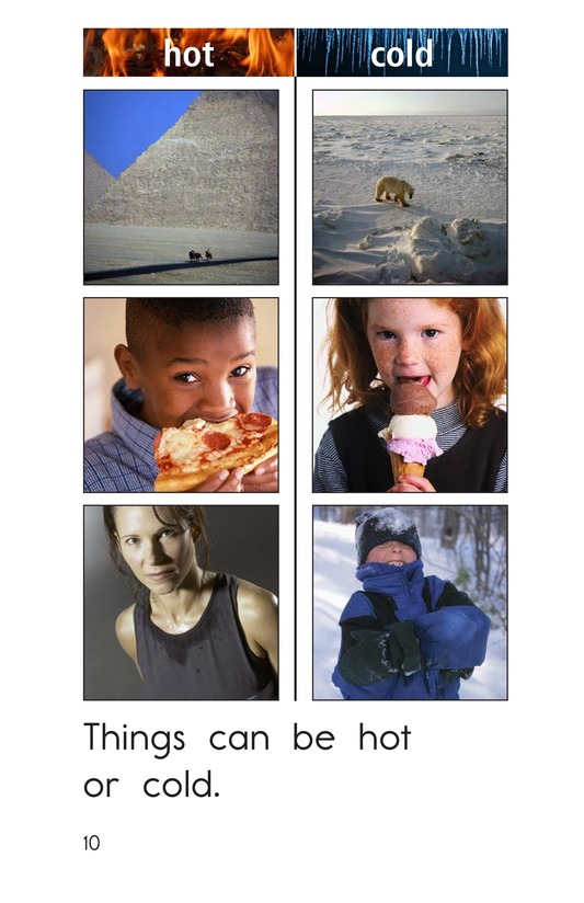 Book Preview For Hot and Cold Page 10