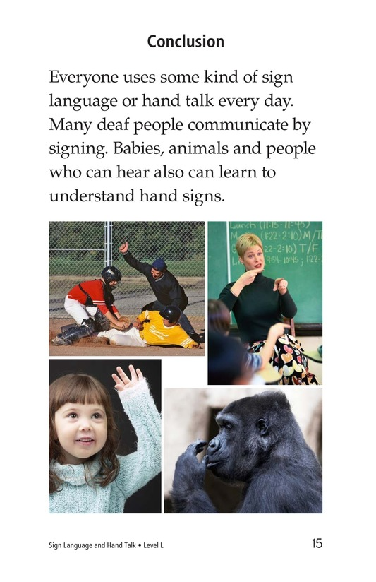 Book Preview For Sign Language and Hand Talk Page 15