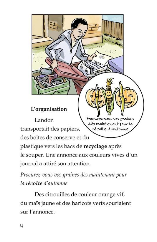 Book Preview For Landon's Pumpkins Page 4