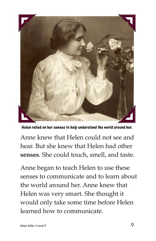 Book Preview For Helen Keller Page 9