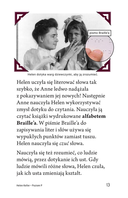 Book Preview For Helen Keller Page 13