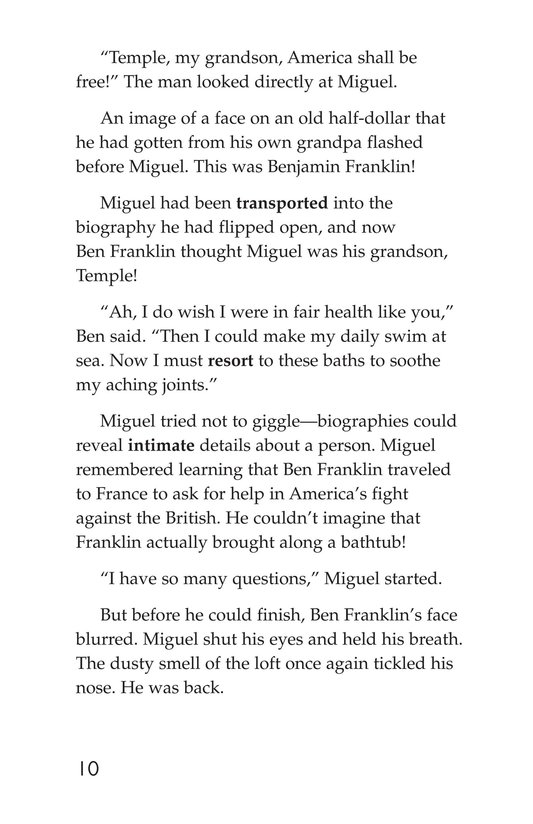Book Preview For The Great Gallardo's Books Page 10