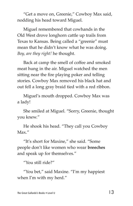 Book Preview For The Great Gallardo's Books Page 13