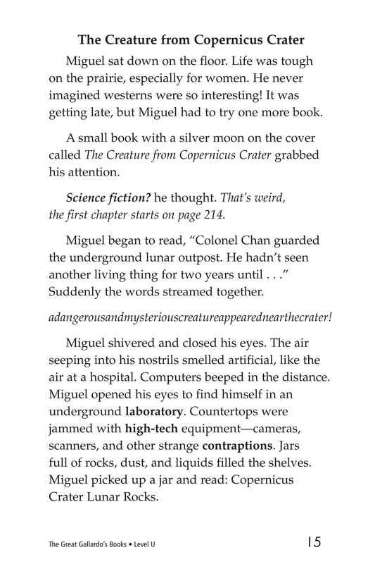 Book Preview For The Great Gallardo's Books Page 15