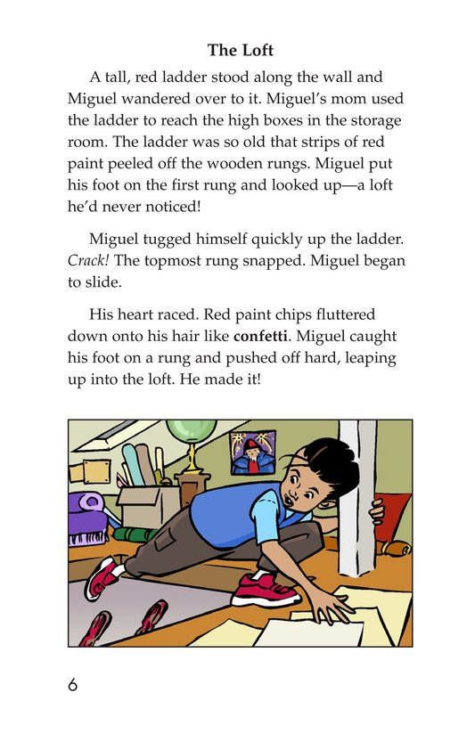 Book Preview For The Great Gallardo's Books Page 6
