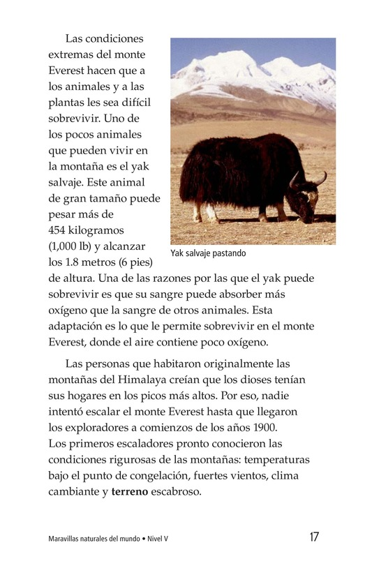Book Preview For Natural Wonders of the World Page 17