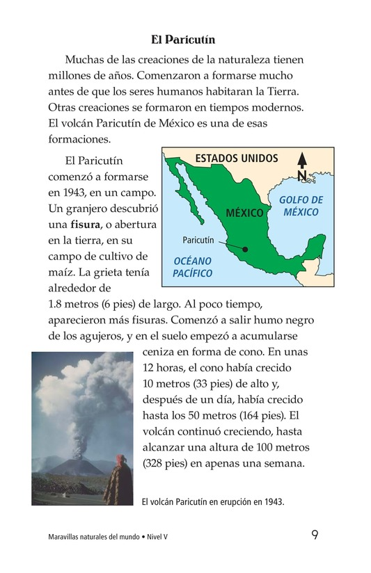 Book Preview For Natural Wonders of the World Page 9
