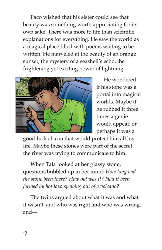 Book Preview For The Black Stones Page 12