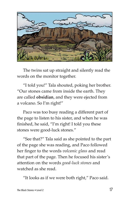 Book Preview For The Black Stones Page 17