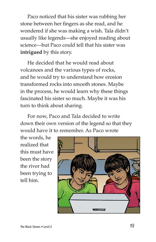 Book Preview For The Black Stones Page 19
