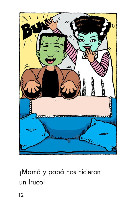 Book Preview For Maria's Halloween Page 12