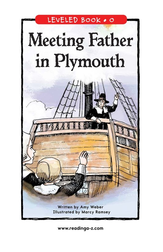 Book Preview For Meeting Father in Plymouth Page 1
