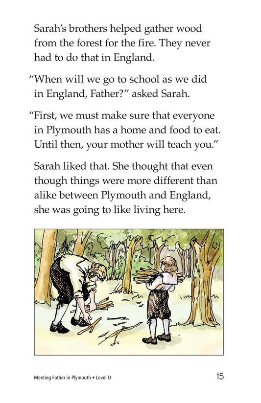Book Preview For Meeting Father in Plymouth Page 15