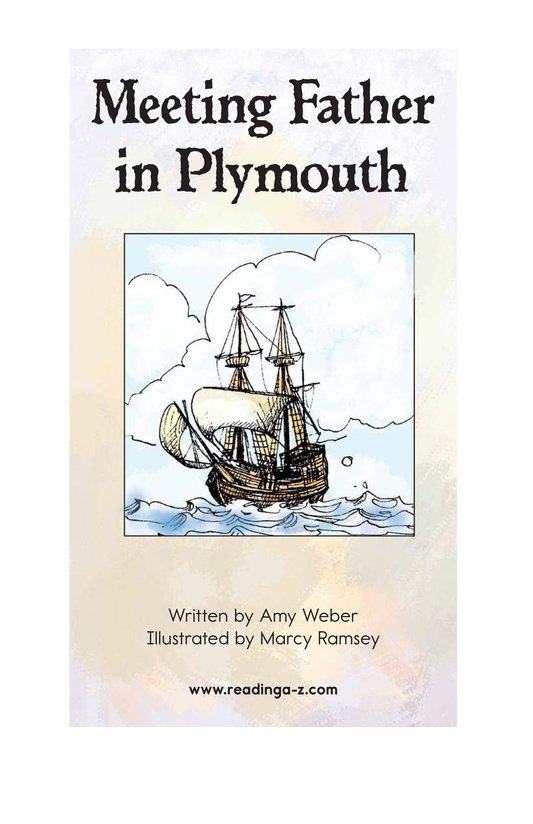 Book Preview For Meeting Father in Plymouth Page 2