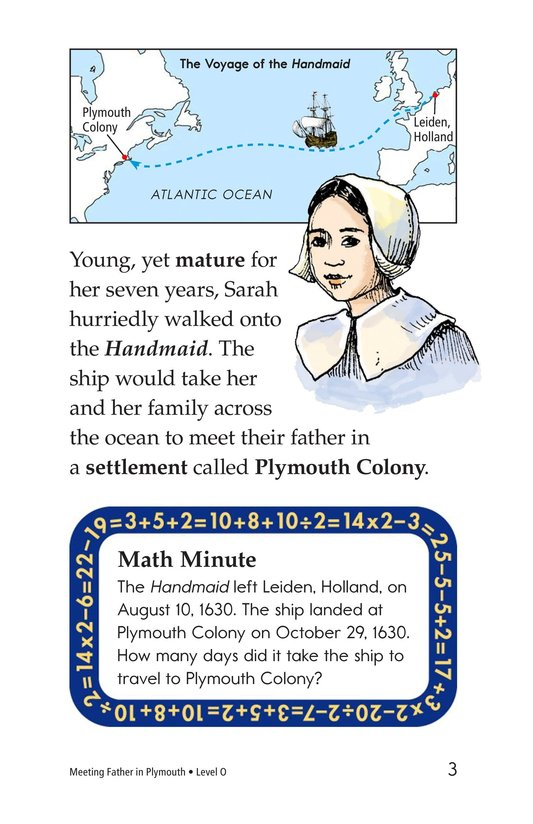 Book Preview For Meeting Father in Plymouth Page 3