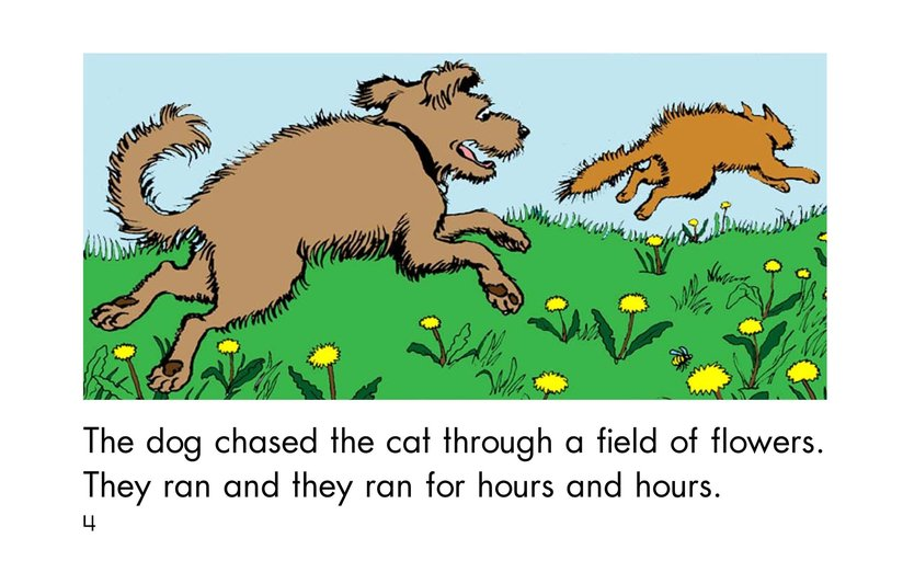 Book Preview For The Chase Page 4