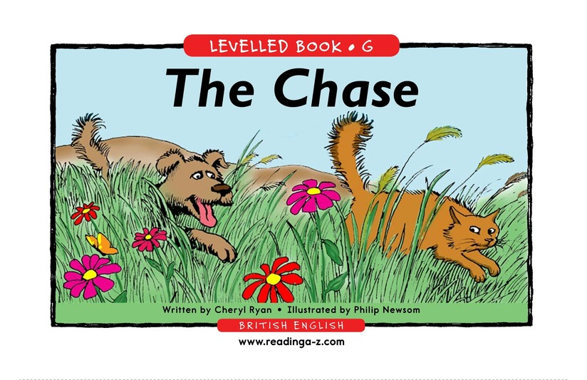Book Preview For The Chase Page 1